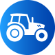 Agricultural Vehicle Windscreen